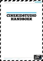 CinekidStudio Handboek