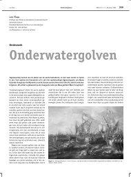 Onderwatergolven - Nieuw Archief voor Wiskunde
