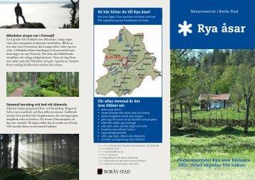 Folder Rya åsar - Borås