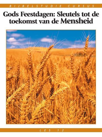 PDF(400K) - United Church of God - Holland