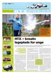 HTX PRESS - Svendborg Erhvervsskole