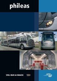 NL Phileas range 2008:x - Innovatieplatform Rail