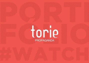 Portfolio Torie 2013