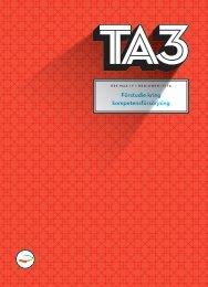 Förstudie kring kompetensförsörjning - ESS MAX IV i regionen – TITA