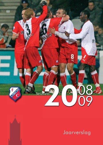 Jaarverslag - FC Utrecht