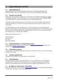 Upphandling av elarbeten och elmateriel - Storfors kommun - Page 3