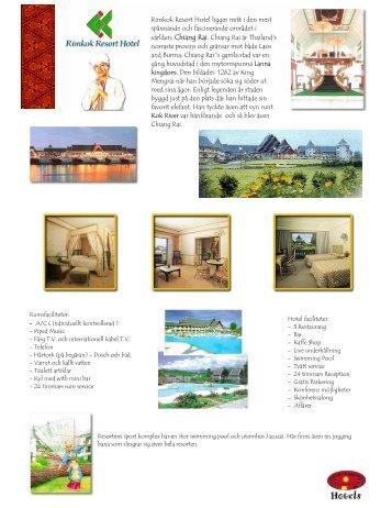 Rimkok Resort Hotel ligger mitt i den mest ... - Koh Phangan