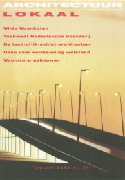 Download pdf - Architectuur Lokaal