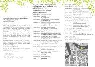 Miljö- och Energimötet för skogsindustrin 14 -15 september, 2011 ...
