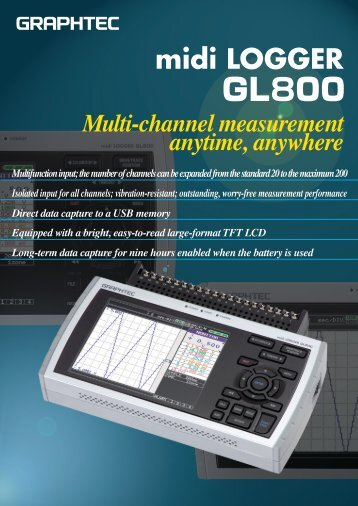 GL800表english_end - Graphtec