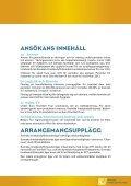 folder ansökan eft 2013 - Svenska innebandyförbundet - Page 3
