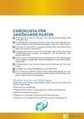 folder ansökan eft 2013 - Svenska innebandyförbundet - Page 4