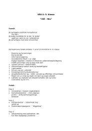 """UEA 4.-5. klasse """"IDÉ - fiks"""""""
