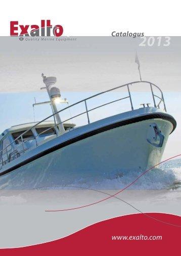 Volledige catalogus Exalto 2013