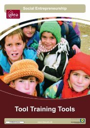 Tool Training Tools - Idea