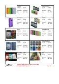 PRISER FÖR SKAL TILL IPHONE 4/4s. Alla priser är exkl ... - Trivest - Page 5