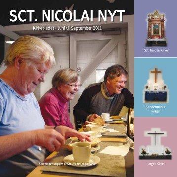 Sct. Nicolai Nyt Juni-September 2011
