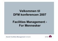 Mogens Kornbo - Dansk Facilities Management