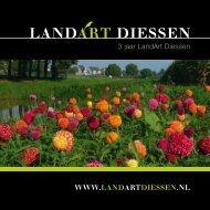 zie de brochure over 3 jaar LandArt Diessen