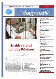 Snabb vård på Lundby Röntgen - Unilabs