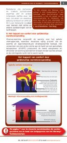 Warmup brochure - Elektrische Vloerverwarming - Page 5