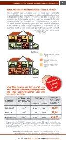 Warmup brochure - Elektrische Vloerverwarming - Page 7