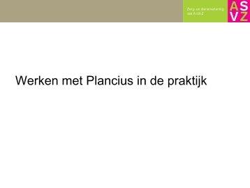 Plancius binnen KDC Lombardijen ASVZ - Carante Groep