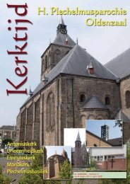 2e JAARGANG - St. Plechelmusbasiliek Oldenzaal