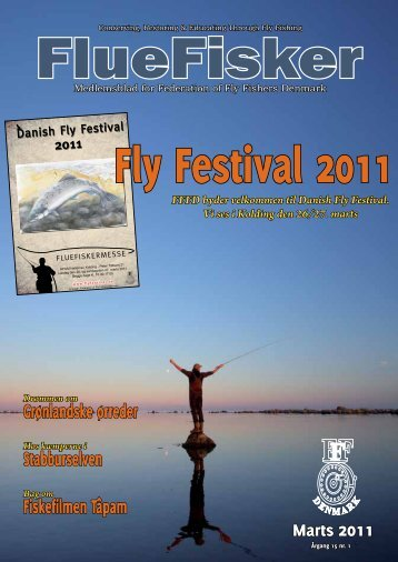 Fly Festival 2011 - Federation of Fly Fishers Denmark