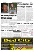 Kom veg saam vir ons naam - Letaba Herald - Page 3