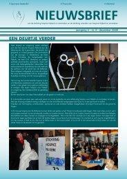 Nieuwsbrief december 2008 - Hospice Nijkerk