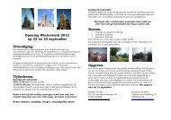 Opening Winterwerk 2012 op 22 en 23 september Uitnodiging ...