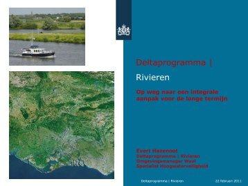 Deltaprogramma | Rivieren - Alblasserwaard-Vijfheerenlanden