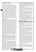 Rope Clamps - EN 567 - Tractel - Page 4