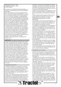 Rope Clamps - EN 567 - Tractel - Page 7