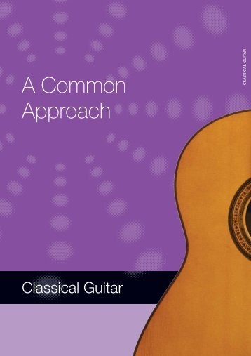Classical Guitar Complete - The UK Association for Music Education