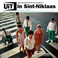 Download de tweede editie van UiT in Sint-Niklaas - CultuurNet ...