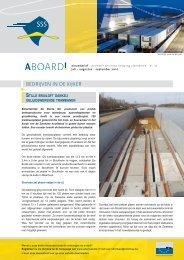 Nieuwsbrief 37 (1.600 KB) - Shortsea Shipping Vlaanderen