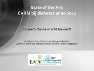 State of the Art: CVRM 2011