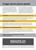 uudisrakentaminen • peruskorjaukset ja saneeraukset ... - Page 5