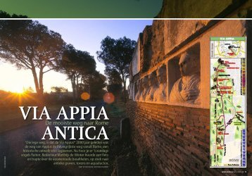 Via Appia Antica - REIZEN Magazine
