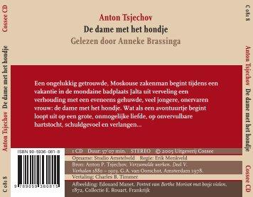aantal luisterboeken - Nescio