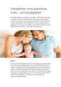 Budget Betala Trygga din ekonomiska framtid - Gilla din ekonomi - Page 7
