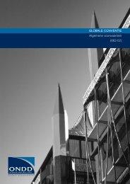 GLOBALE CONVENTIE Algemene voorwaarden (662-02) - ONDD