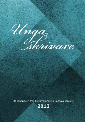 Unga skrivare 2013 - Uppsala kommun