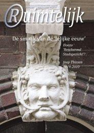 Ruimtelijk september 2010 - Stichting Ruimte Roermond