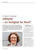 Jobbytte - en mulighet for flere? - Bibliotekarforbundet - Page 6