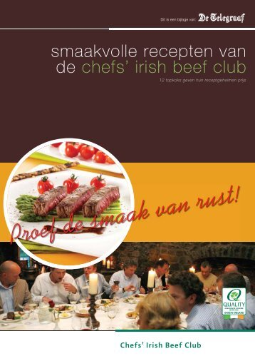 Chefs' Irish Beef Club