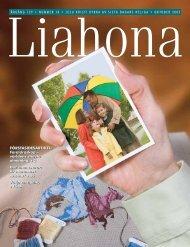 Oktober 2005 Liahona