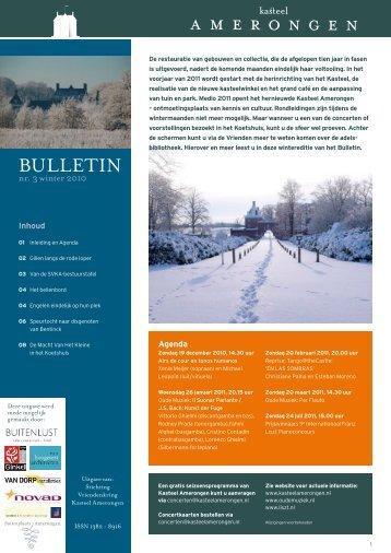 2010 winter - Kasteel Amerongen